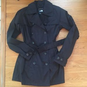 NORTH FACE RAIN TRENCH COAT | NEVER WORN NWOT